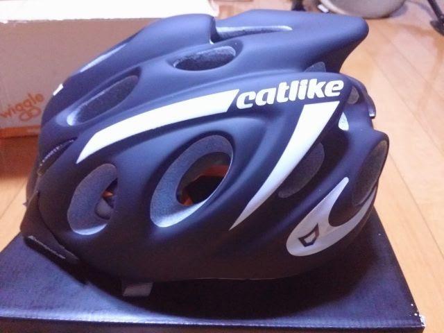カットライクのヘルメットKompact'Oの側面