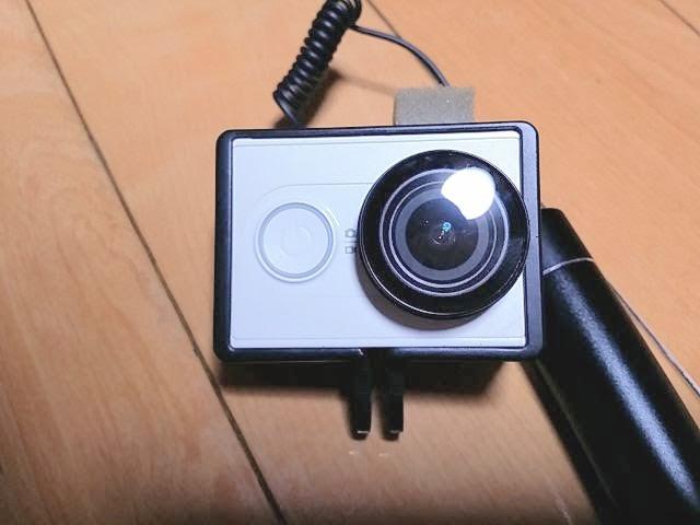 Xiaomiのアクションカメラ