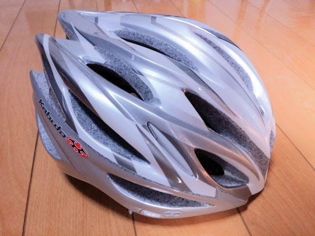OGKのKABUTOリガス2、ヘルメット