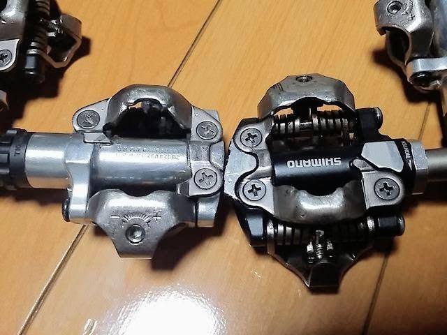 PD-M520とPD-M780の踏み面