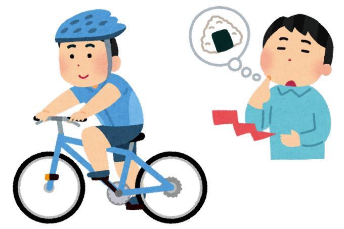 空腹サイクリング・ダイエット