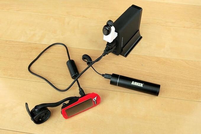 OWLEYE(オールアイ) 自転車テールライト、USB急速充電