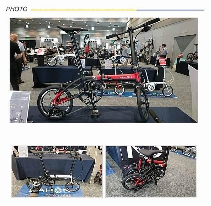 DAHON K3 2019モデル