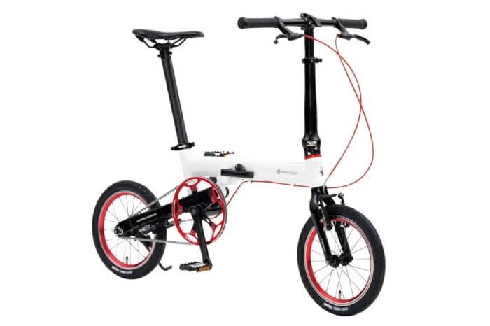 ルノーの折りたたみ自転車、ULTRA LIGHT7 NEXT