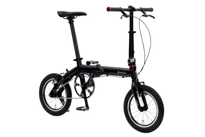 ルノーの折りたたみ自転車、ULTRA LIGHT 7F