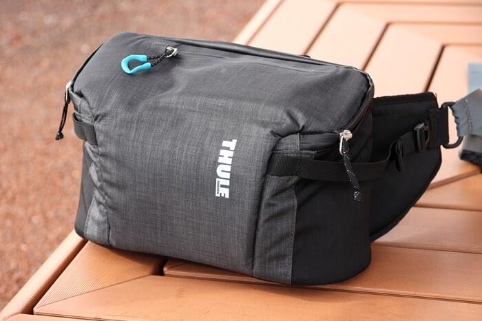 Thule スリングバッグ、カメラ用ウエストバッグ