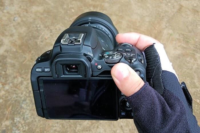一眼レフカメラの魅力、EOS Kiss X9