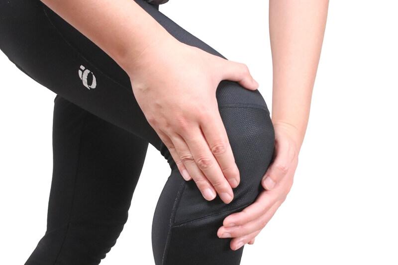 自転車 ひざの痛み対策