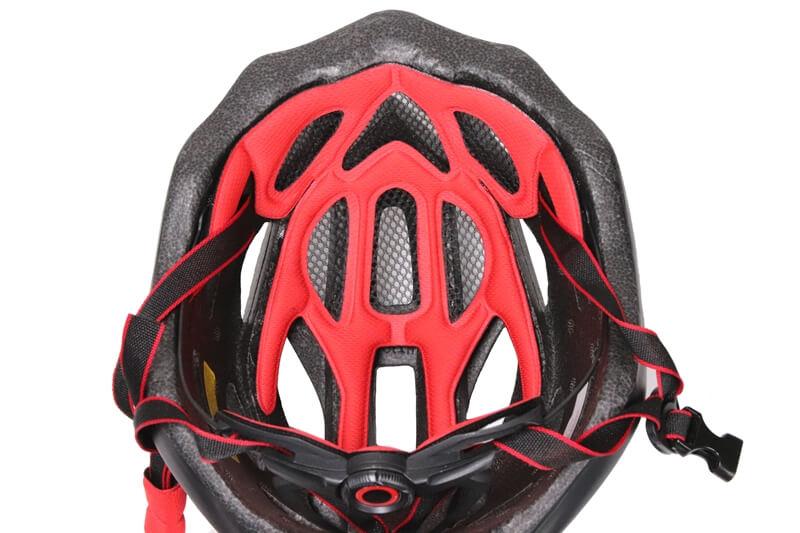SHINMAX 自転車用ヘルメット、内側のパッド