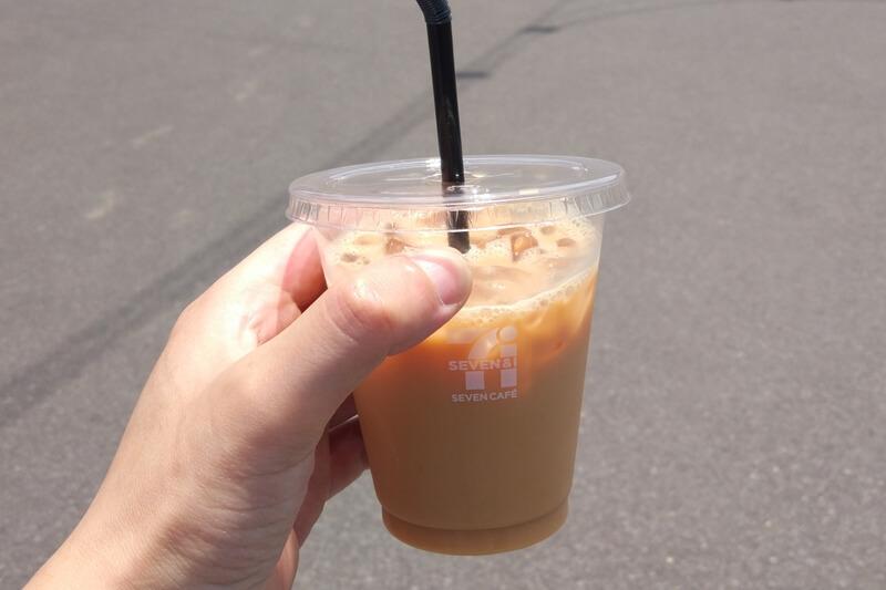 セブンカフェのコーヒーカップ Sサイズ