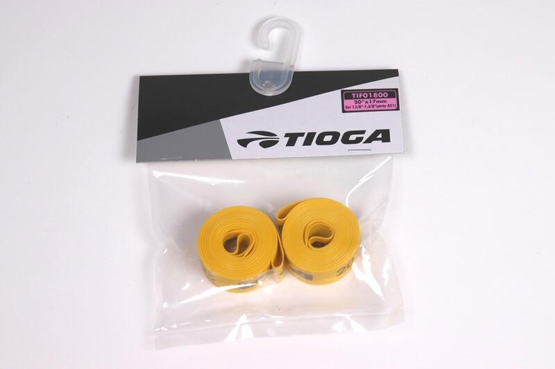 タイオガ ナイロンリムテープのパッケージ