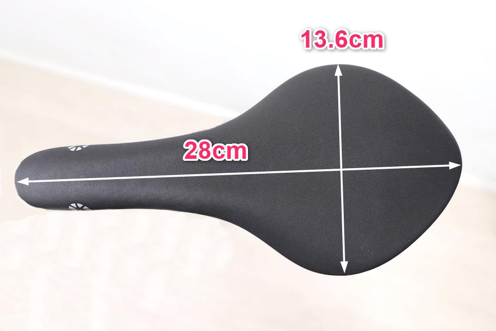 DAHON K3のサドルサイズ