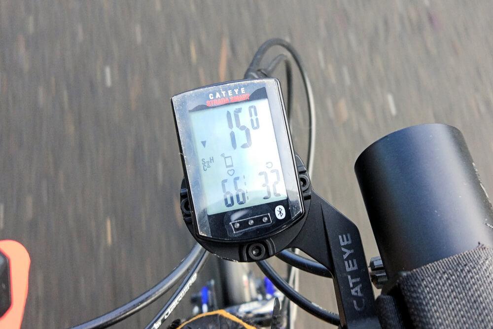 DAHON Visc EVOの平均速度
