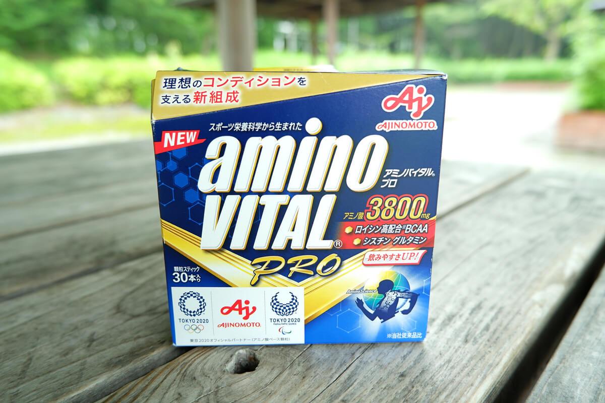 味の素 アミノバイタル 30本入りの箱