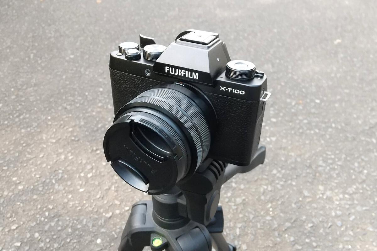 富士フィルム X-T100