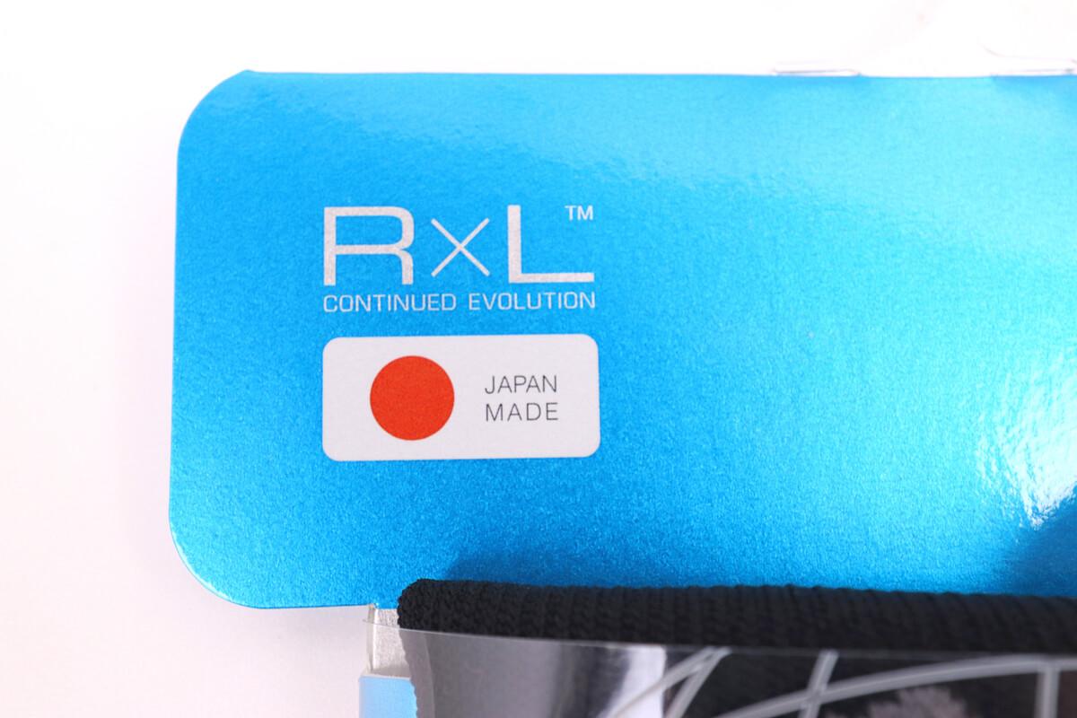 R×Lソックス TBK-300Rは日本製