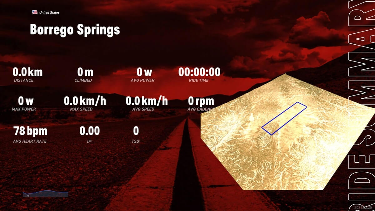 RGT Cyclingの周回コース