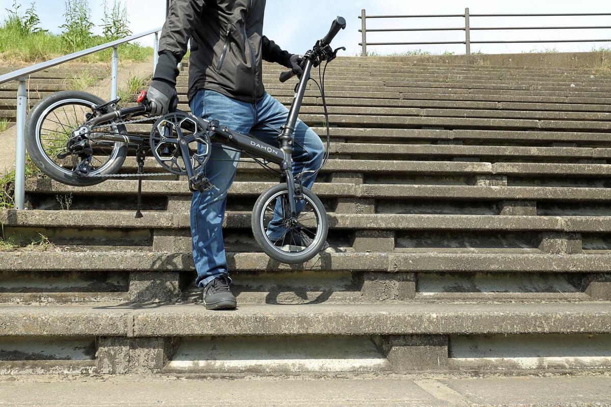 サイクリングとチェアリングの相性は抜群