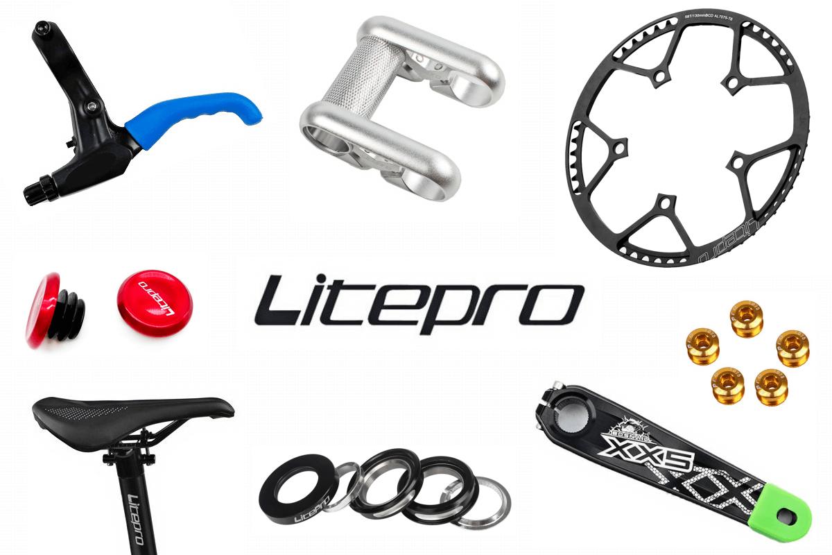 Liteproのアクセサリー