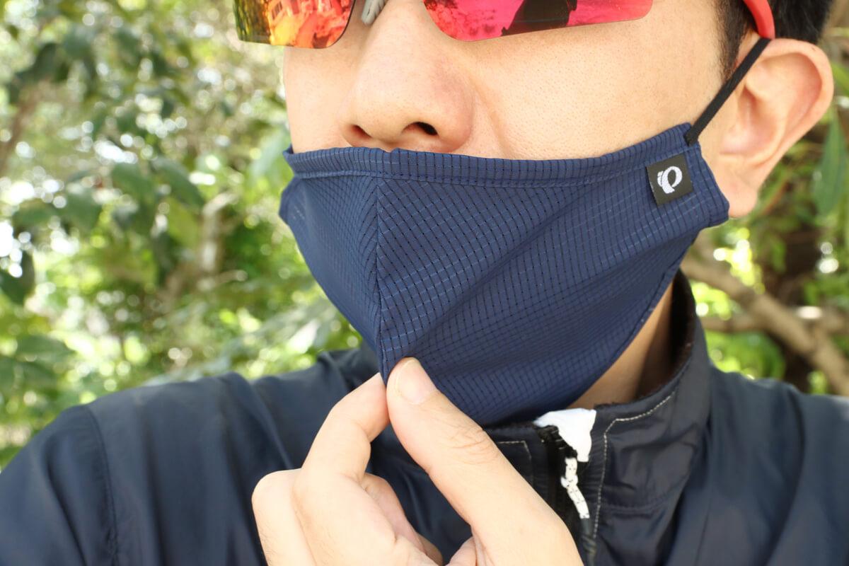 パールイズミのマスク MSK-02でサングラスの曇りは解消するか?
